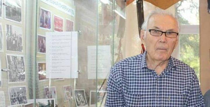 Поздравляем краеведа по истории татарского края Файзуллина Шауката Гарифовича с 85-летним юбилеем!